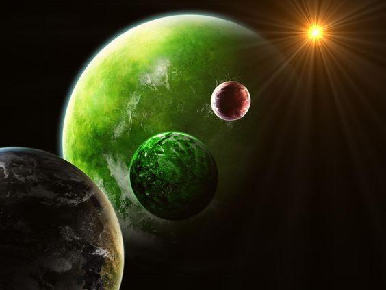 Otro planeta 'detectado' dentro de nuestro sistema solar.