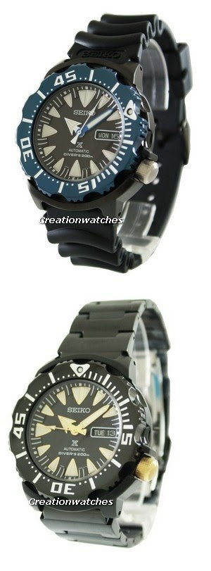 Seiko Monster Watches on Sale!