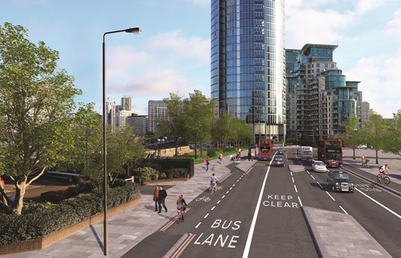 TfL Press Release - Next steps confirmed for the transformation of streets around Nine Elms