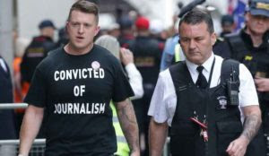 Robert Spencer in FrontPage: Tommy Robinson and the Death of Britain