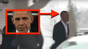 Obama Just Caught on Camera Holding 'Shadow Presidency' Meeting in Silicon Valley! (Video)