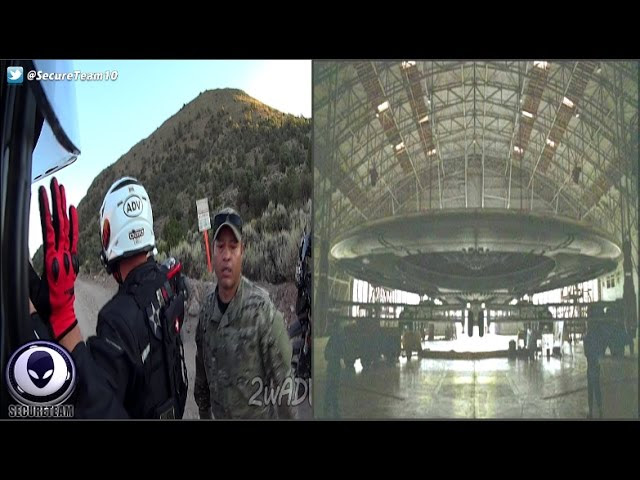 Held At Gunpoint By Area 51 Spooks! Alien Moon Launch Exposed? 10/12/16  Sddefault