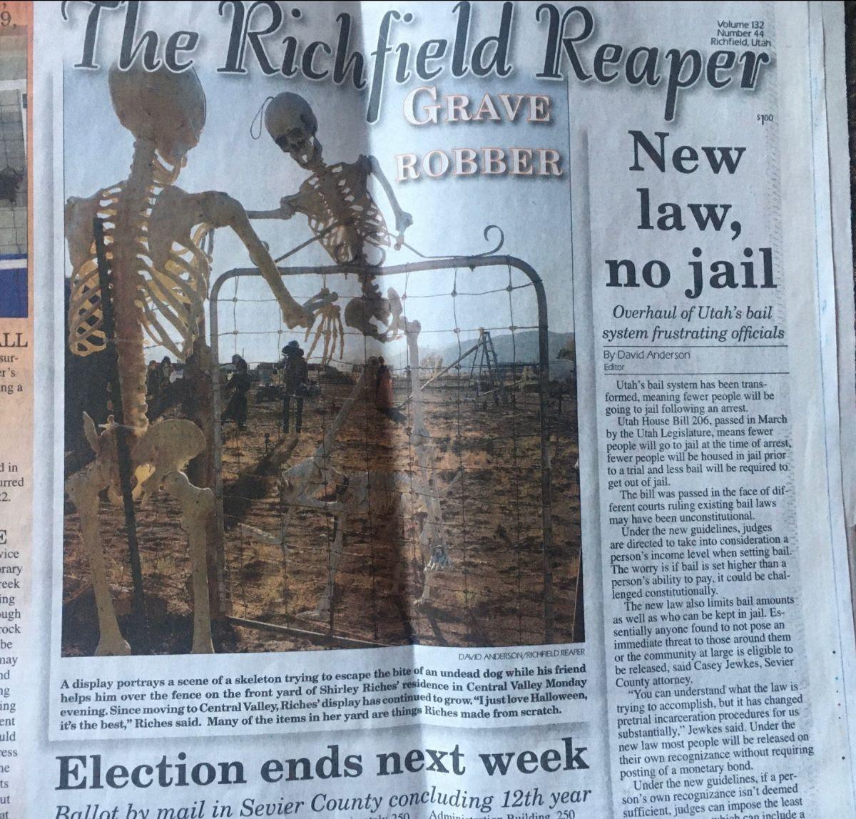 Richfield Reaper
