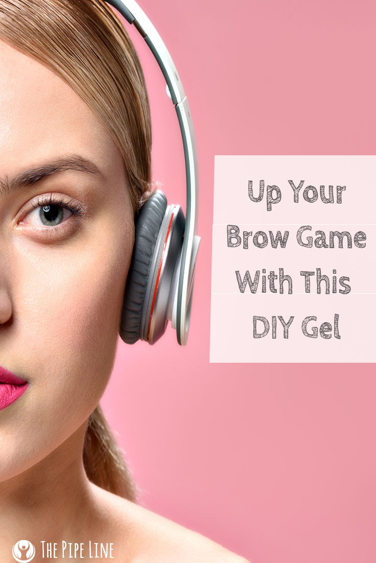Up Your Brow Game With This DI...