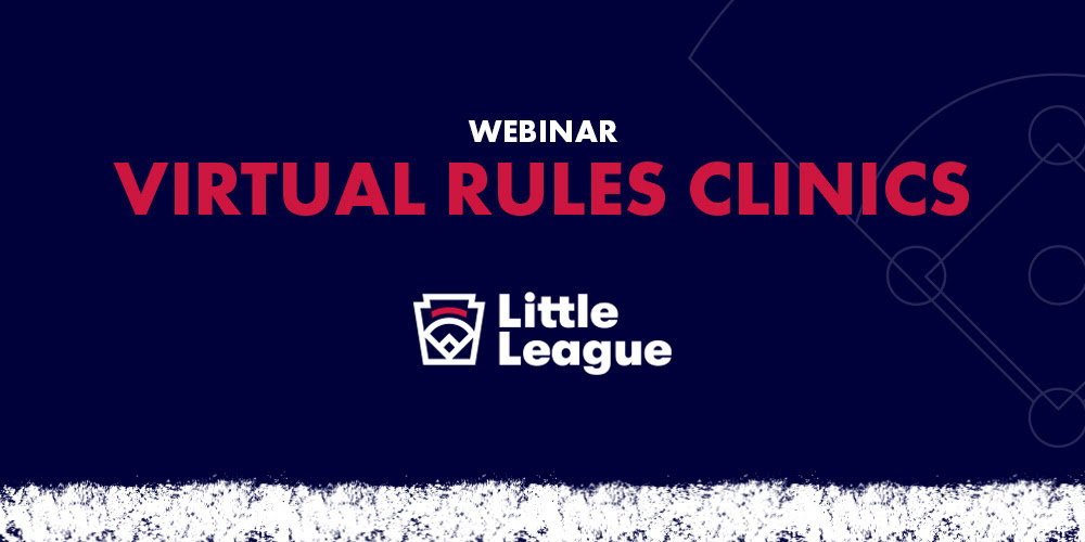 Virtual Rules Clinics