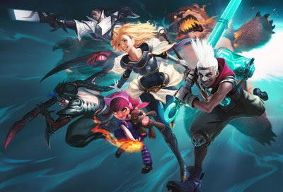 Spin Master Joins Forces with the League of Legends® Franchise Announcing a Licensing Agreement with Riot Games (CNW Group/Spin Master)