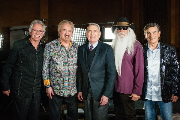 The Oak Ridge Boys with Dan Rather
