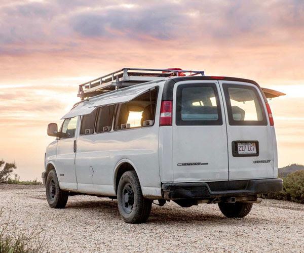 Tiny Home Van