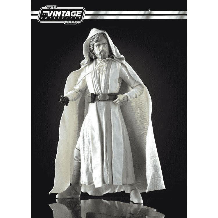 Image of Star Wars The Vintage Collection Luke Skywalker Jedi Master 3 3/4-Inch Action Figure