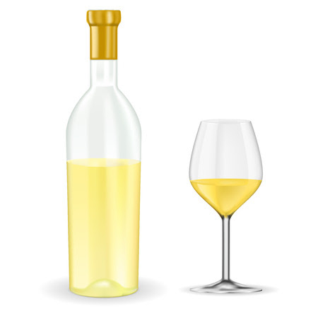 Half Bottle Wine Stock Photos And Images - 123RF