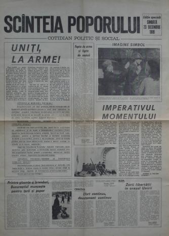 23 ianuarie 1989. Prima zi fără comunism a românilor 5