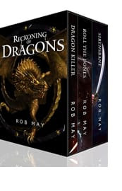 Reckoning of Dragons Box Set by Rob May