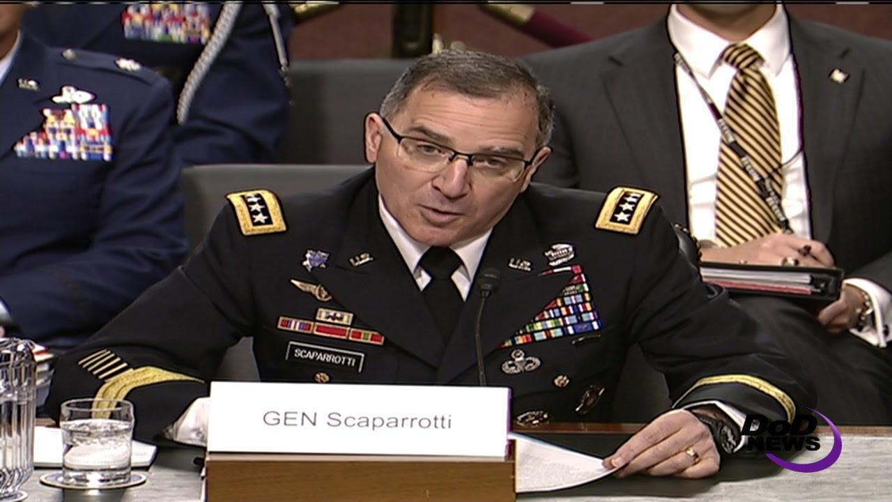 Eucom, NATO Support for U.S. Operations