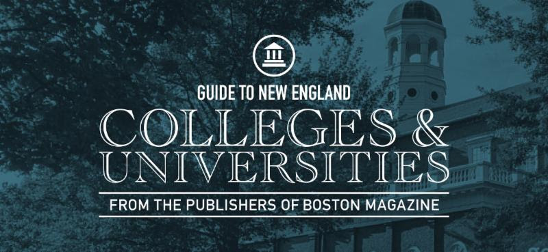 2018 Guide to NE College _ Universities
