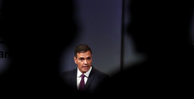 El presidente del Gobierno, Pedro Sánchez durante un evento en Madrid. / REUTERS - SERGIO PEREZ