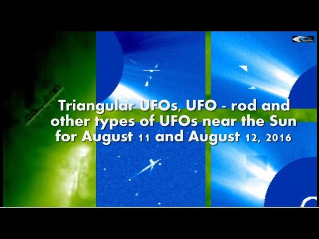 UFO News ~ UFO Over London Has Many Similarities To A USAF TR3B plus MORE Sddefault