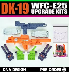 DK-19 Upgrade Kit (With Bonus)