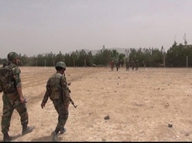 مقتل إرهابيين قطريون وسعوديون بعمليات للجيش بريف دمشق