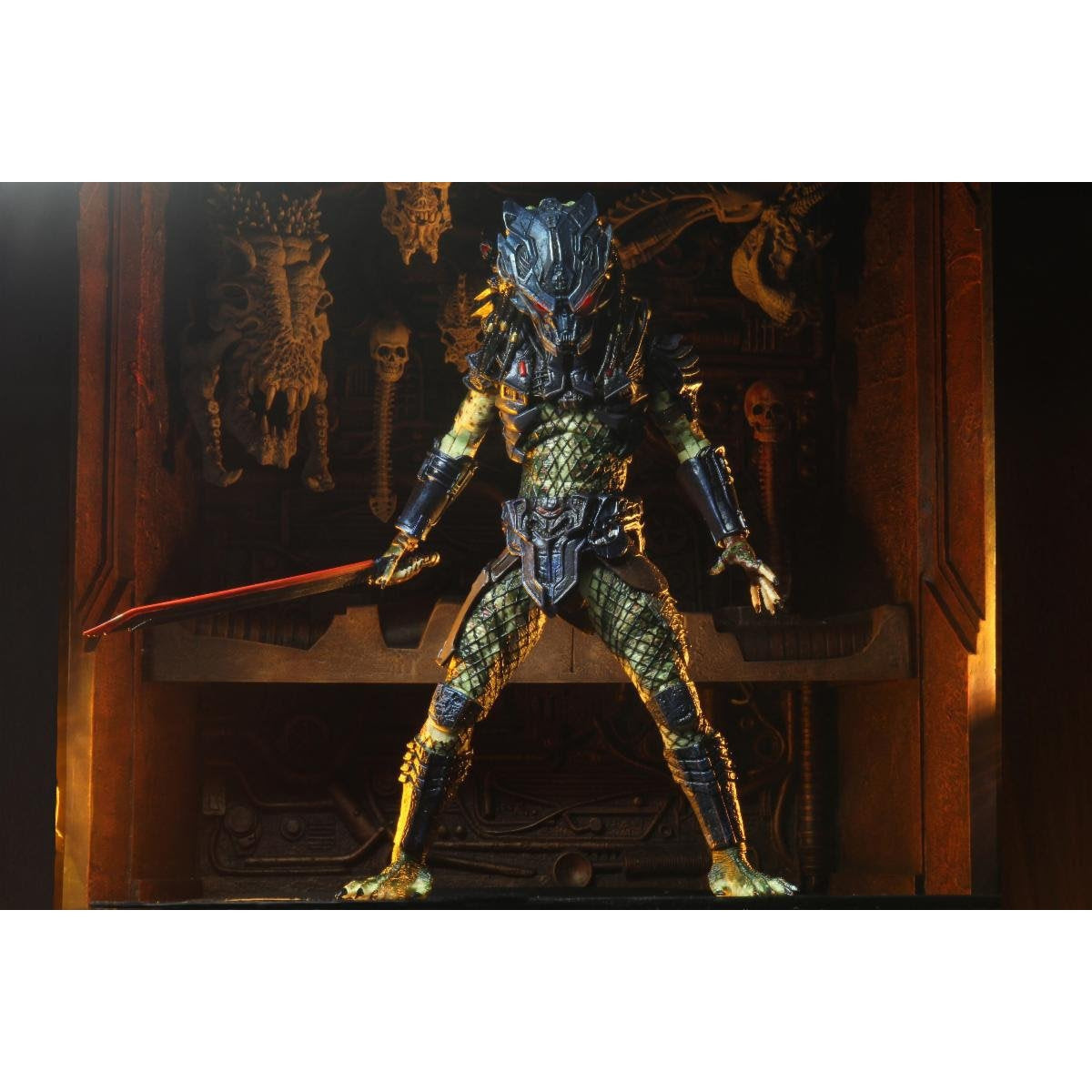 """Image of Predator 2 - 7"""" Scale Action Figure - Ultimate Armored Lost Predator- JULY 2020"""