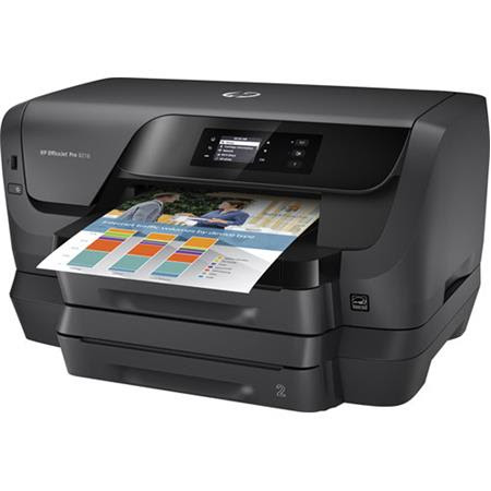 OfficeJet Pro 8216 Thermal Wireless Inkjet Printer, Up to 22 ppm Black/18 ppm Color, Up to