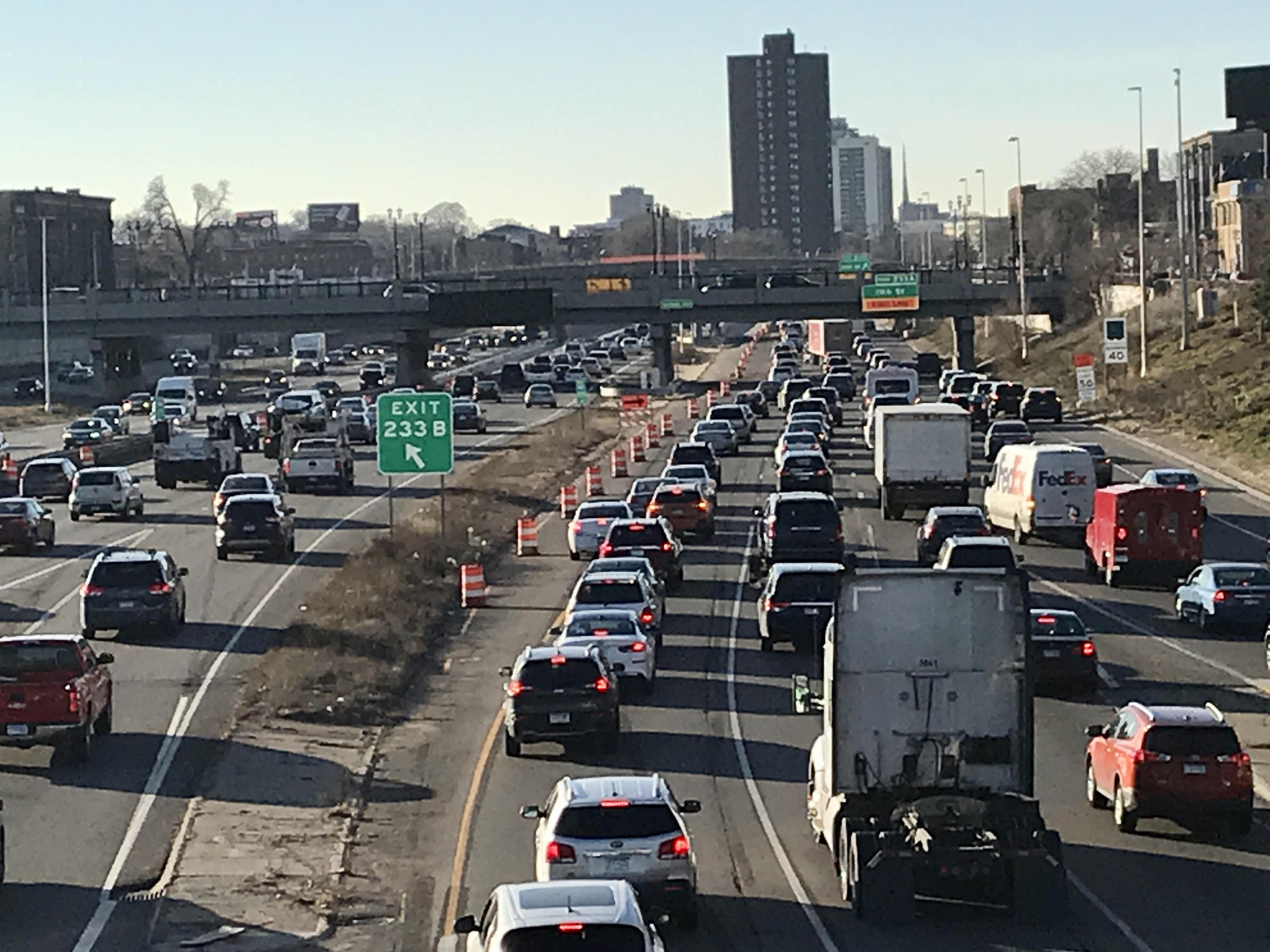 I-94 Traffic