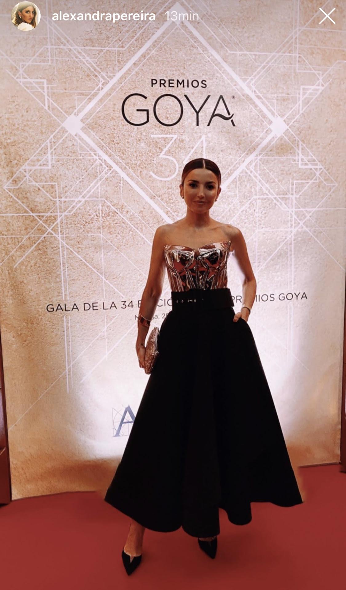 a06fbc79 8a92 47ac 9622 d610e759084b - Premios Goya 2020 : Looks de todas las celebrities que lucieron  marcas de Replica