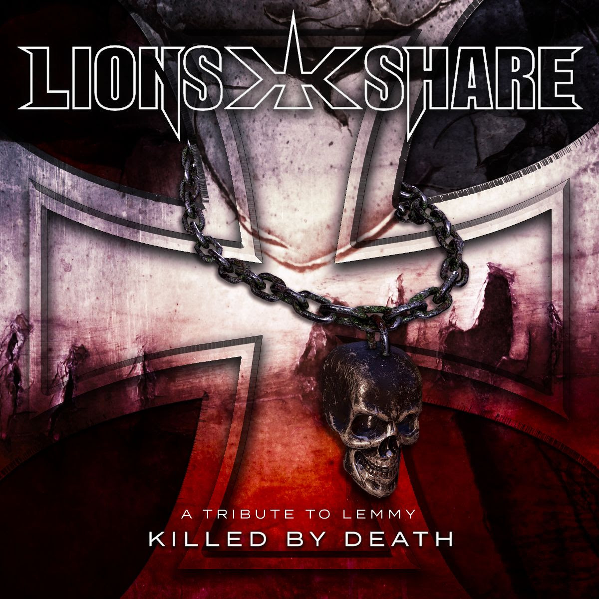 LION'S SHARE estrena cover de MOTÖRHEAD