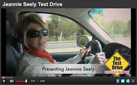 Jeannie Seely Takes The Test Drive
