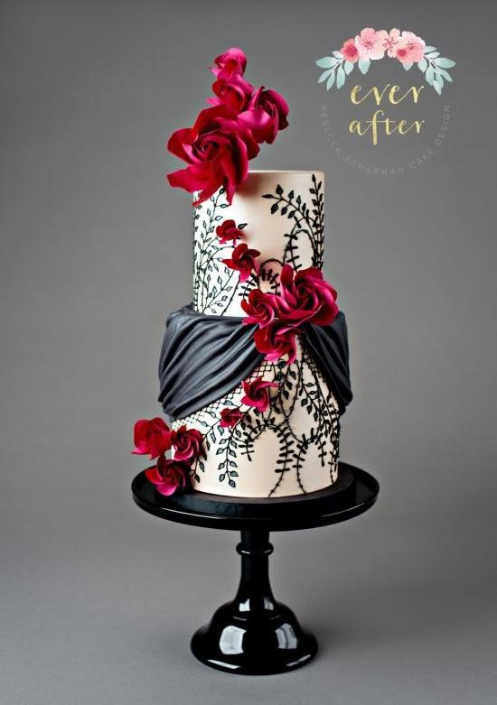 Эти торты слишком красивы, чтобы их есть! (31 фото)