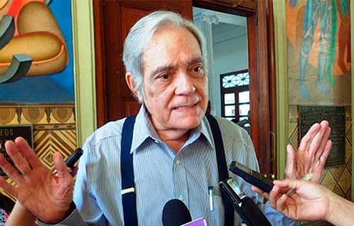 Aldo Díaz-Lacayo.