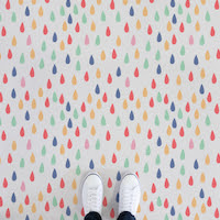 Drop | Kids Colourful Rain Flooring
