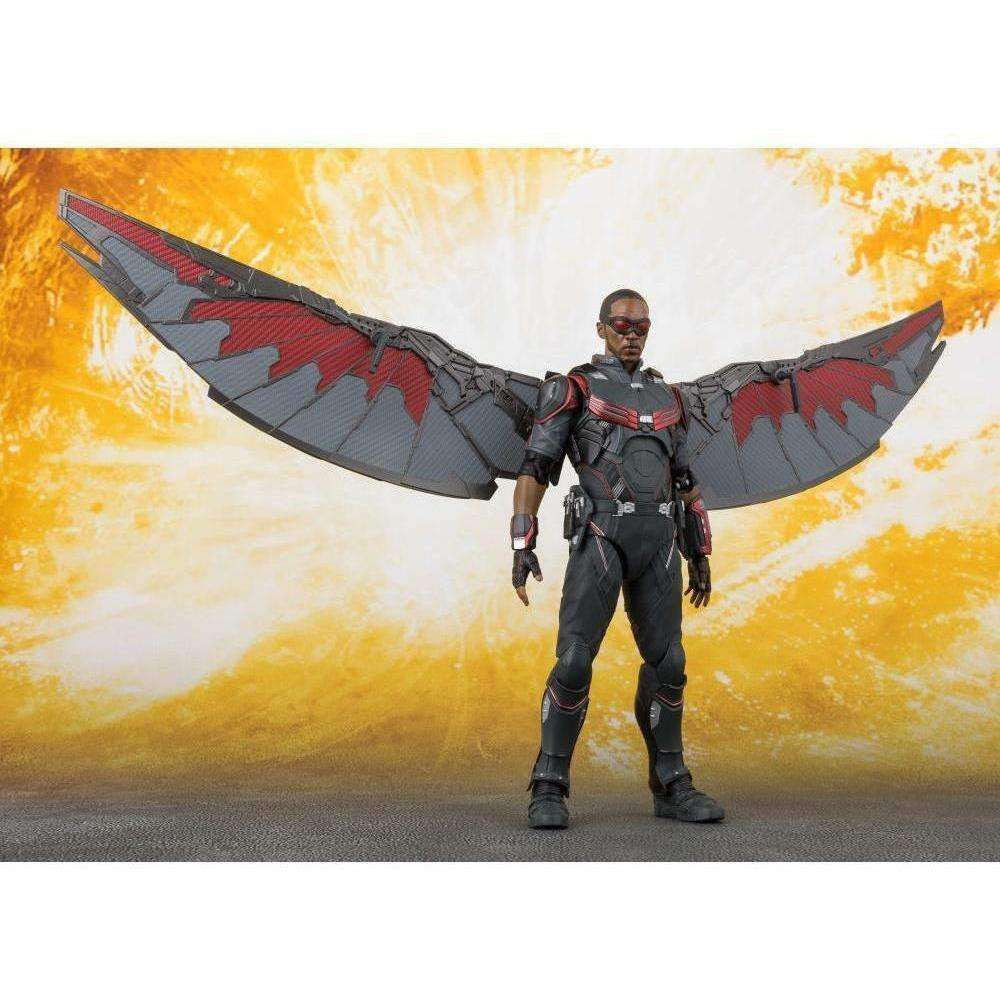 Image of Avengers: Infinity War S.H.Figuarts Falcon