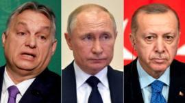 Os líderes europeus que estão usando a pandemia para concentrar mais poder