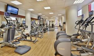 Healthclub & spa treatments