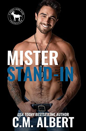 Cover for 'Mister Stand-In (A Hero Club Novel)'