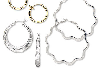 Get in the Loop with Hoop Earr...
