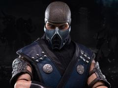 MORTAL KOMBAT 1/6 SCALE SUB-ZERO BROTHER FIGURE
