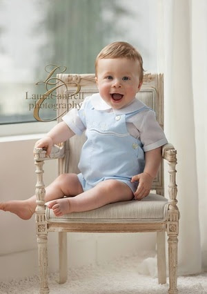 Boy in Chair