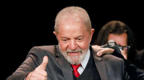 Anulan todas las condenas de Lula da Silva en el caso 'Lava Jato', por lo que podría participar en los comicios de 2022