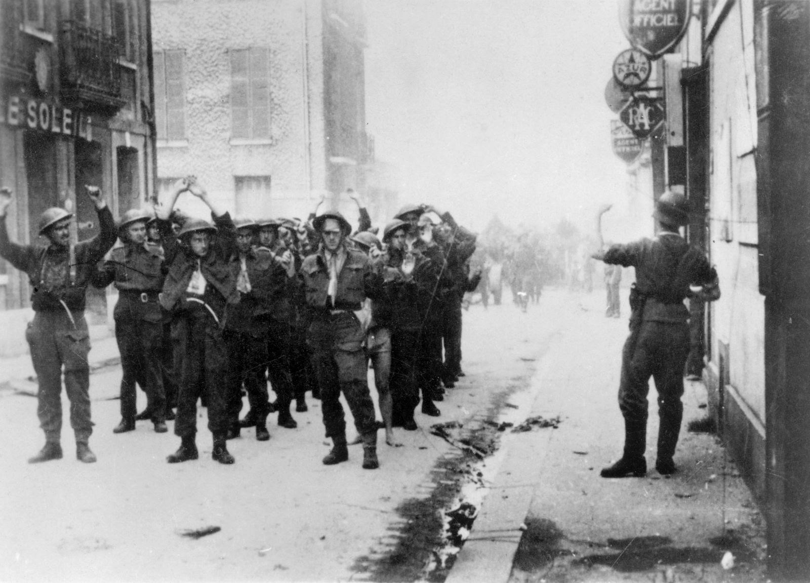 Prisoners of Dieppe