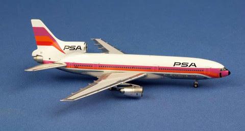 Lockheed L-1011Tristar PSA N10114 | is due: August 2019