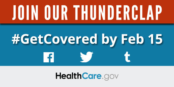 Join Our Thunderclap