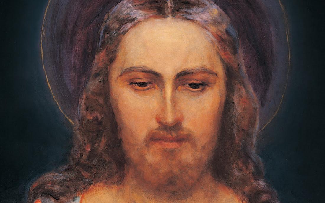 Znalezione obrazy dla zapytania JEZUS MIÅ OSIERNY