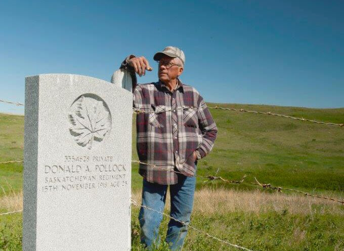 War graves commission launches virtual tours of remote sites