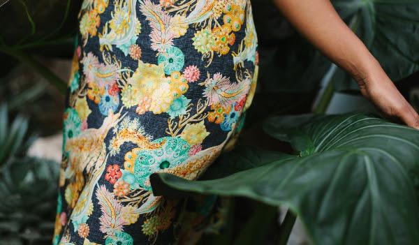 Haeckeloha Dress