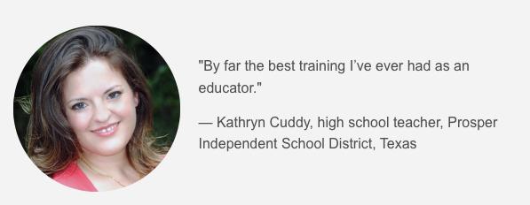 Kathryn-Cuddy_ISTE-Certification-Testimonial-1