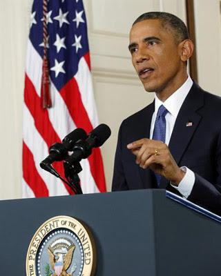El presidente de EEUU, Barack Obama. Archivo EFE