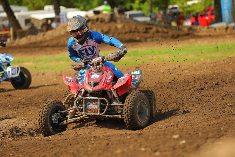 Brandon Hoag went 4-4 to earn fourth overall in Tennessee.