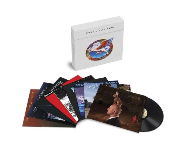 The Complete Albums Volume 2 Box Set Image