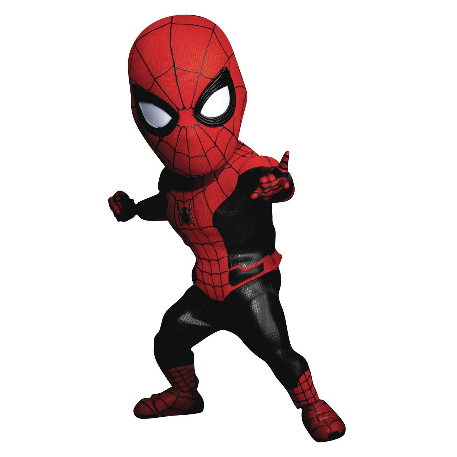 Image of Spider-Man: Far From Home Egg Attack Action EAA-099 Spider-Man (Upgraded Suit) PX Previews Exclusive - MARCH 2020